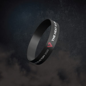 Race to Victory - Wristband 1