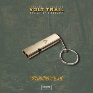 Trails of Discovery - Whistle